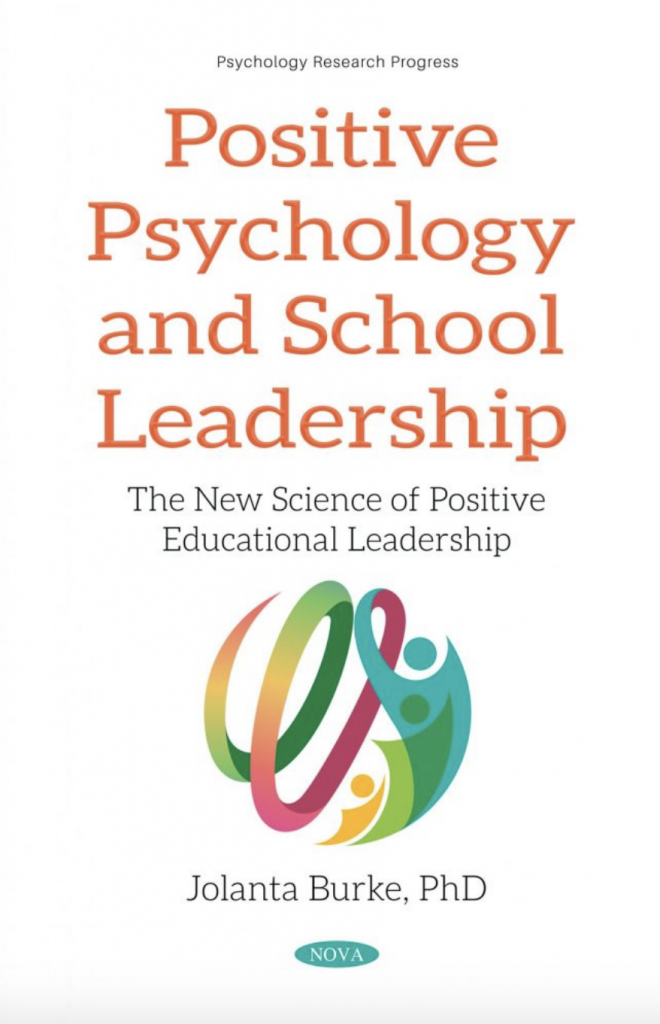Positive Psychology and School Leadership: